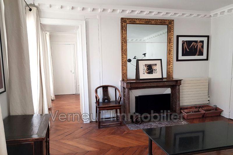 Appartement Paris Rue du bac,  Location appartement  2 pièces   47m²
