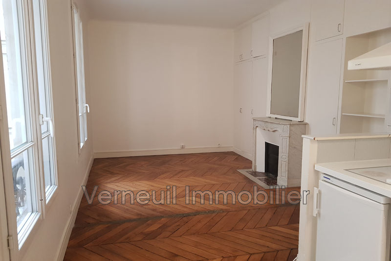 Photo Appartement Paris Rue de verneuil,  Location appartement  1 pièce   23 m²