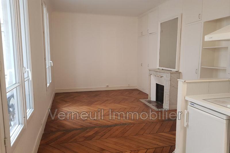 Photo Appartement Paris Rue de verneuil,  Location appartement  1 pièce   23m²