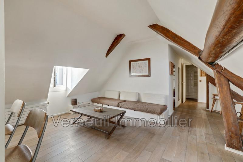 Dernier étage Paris Verneuil bac,  Location dernier étage  3 pièces   58m²