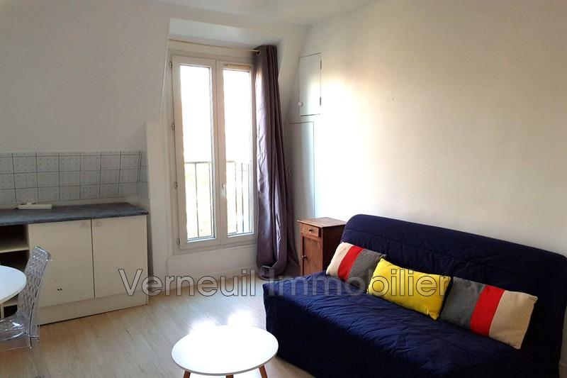 Photo Appartement Paris Avenue trudaine,  Location appartement  1 pièce   16m²