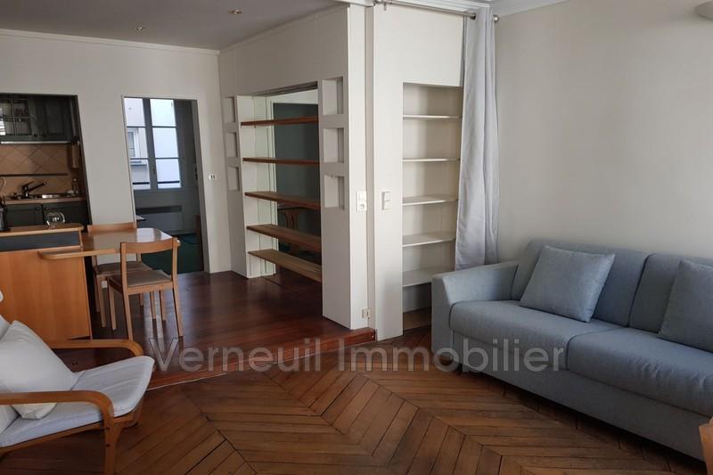 Appartement Paris Rue de verneuil,  Location appartement  1 pièce   33m²