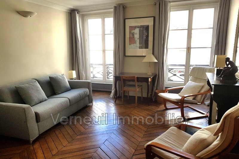Photo Appartement Paris Rue de verneuil,  Location appartement  1 pièce   33 m²