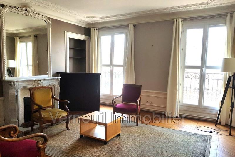 Appartement Paris Boulevard pereire,  Location appartement  3 pièces   85m²
