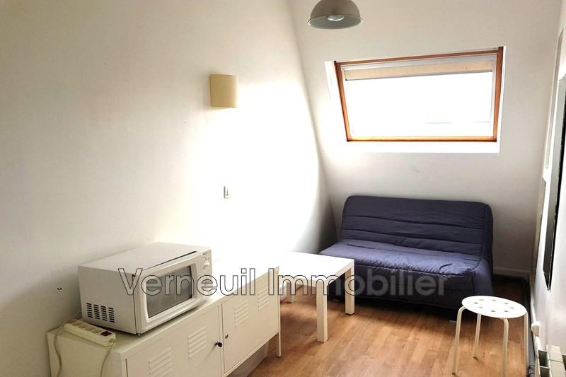 Appartement Paris Rue de l'université,  Location appartement  1 pièce   9m²