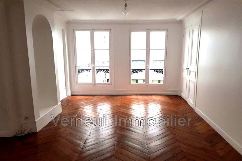 Appartement Paris Rue de verneuil,  Location appartement  3 pièces   93m²