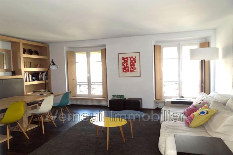 Appartement Paris Verneuil bac,  Location appartement  2 pièces   49m²