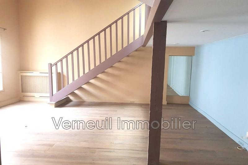 Appartement Paris Rue de verneuil,  Location appartement  5 pièces   119m²
