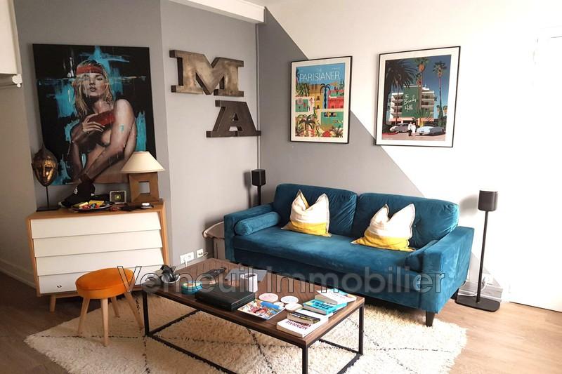 Appartement Paris Rue de verneuil,  Location appartement  1 pièce   29m²