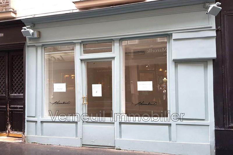 Boutique Paris  Professionnel boutique   15m²