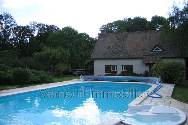 Maison de campagne Fontaine-sous-Jouy Village,   achat maison de campagne  4 chambres   220m²