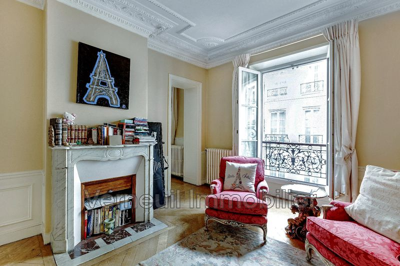 Appartement Paris Verneuil bac,   achat appartement  3 pièces   60m²