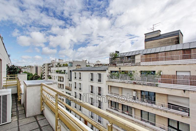 Appartement Levallois-Perret Centre-ville,   achat appartement  3 pièces   75m²