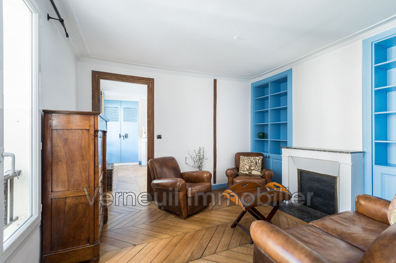 Photo Appartement Paris Rue de verneuil,   achat appartement   43m²