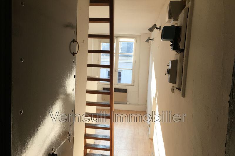 Dernier étage Paris Carré rive gauche ,   achat dernier étage  2 pièces   11m²