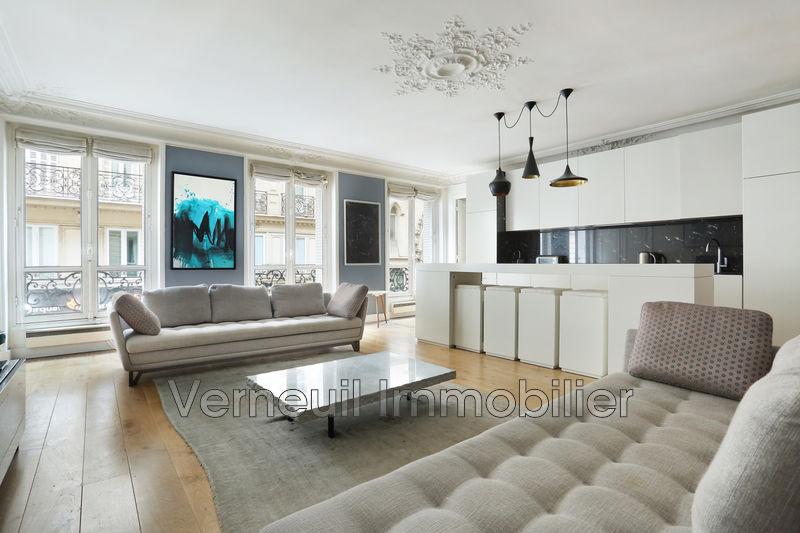 Appartement Paris Rue de lille,   achat appartement  2 pièces   68m²