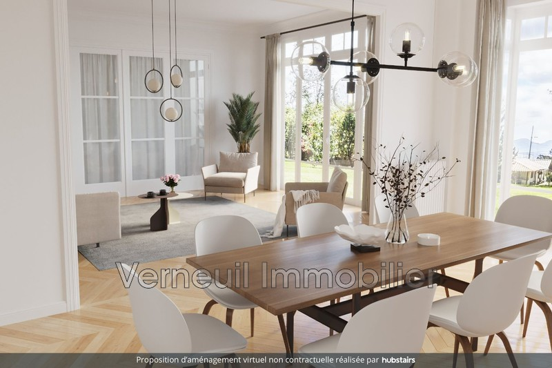 Appartement Paris Porte d'asnieres,   achat appartement   166 m²