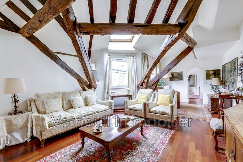 Appartement Paris   achat appartement  4 pièces   80m²