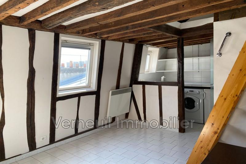 Photo Appartement Paris St-thomas d'aquin,   achat appartement  1 pièce   12m²