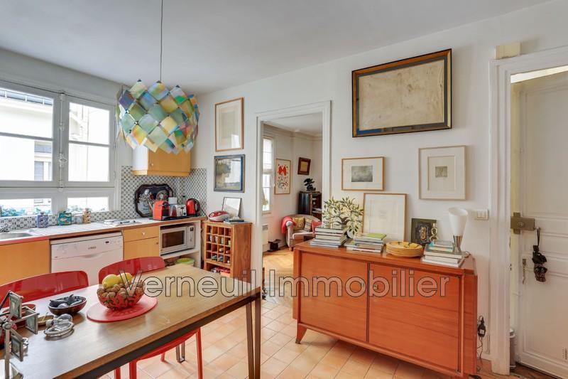 Appartement Paris St-thomas d'aquin,   achat appartement  2 pièces   41m²