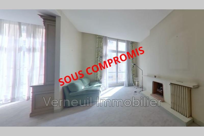 Appartement Paris St-thomas d'aquin,   achat appartement  5 pièces   118m²