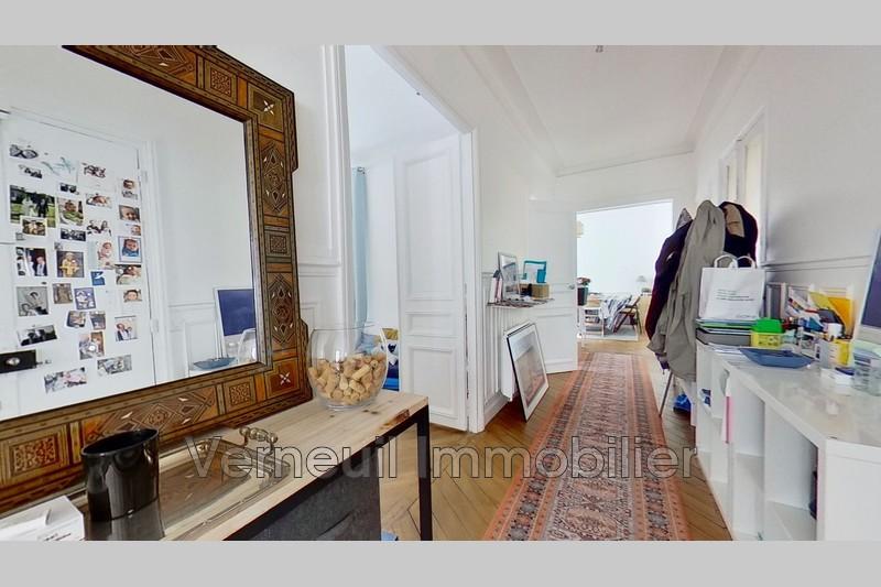 Appartement Paris Quartier de l'europe,   achat appartement  4 pièces   93m²