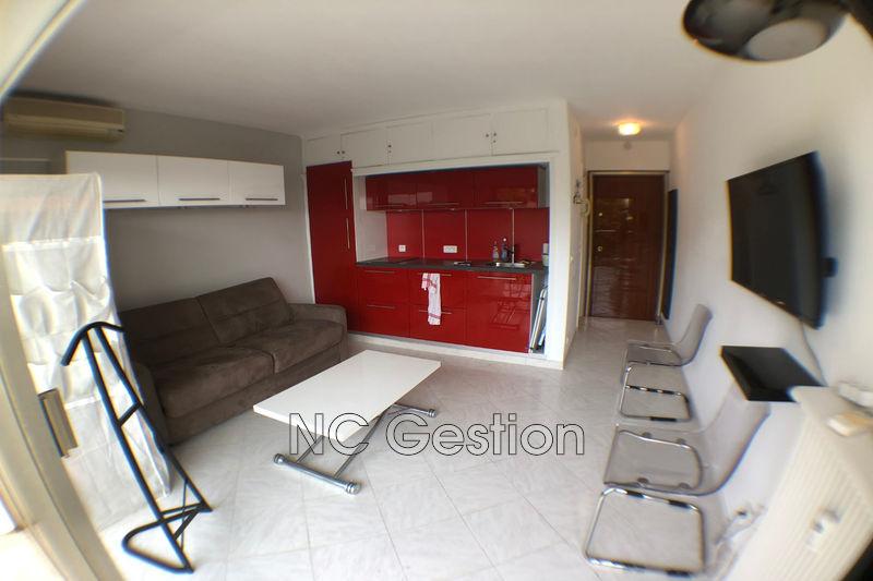 Photo Apartment Antibes  Hire apartment  1 room   18m²