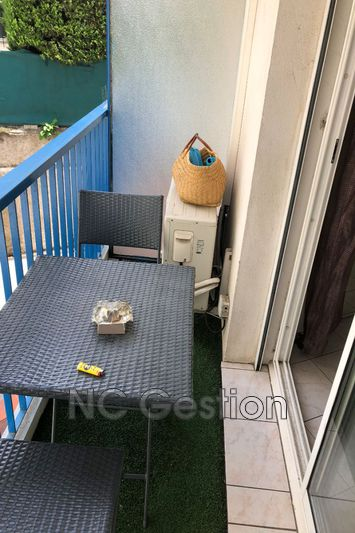Photo n°3 - Location appartement Cannes 06400 - 680 €