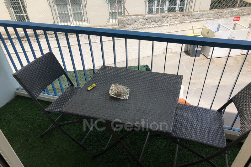 Photo n°6 - Location appartement Cannes 06400 - 680 €