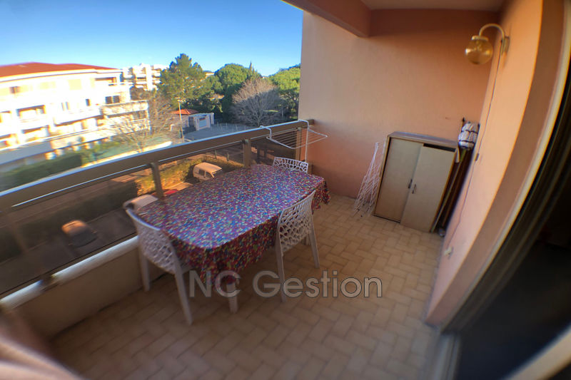 Photo n°3 - Location appartement Golfe-Juan 06220 - 640 €