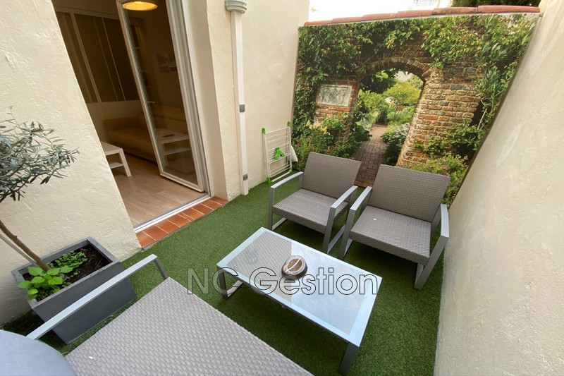 Apartment Cannes  Rentals apartment  2 rooms   35m²