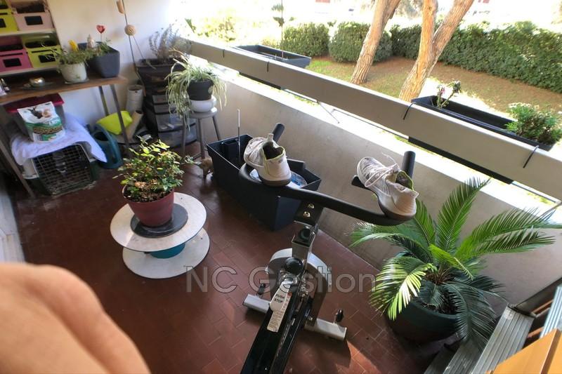 Appartement Antibes  Location appartement  1 pièce   32m²