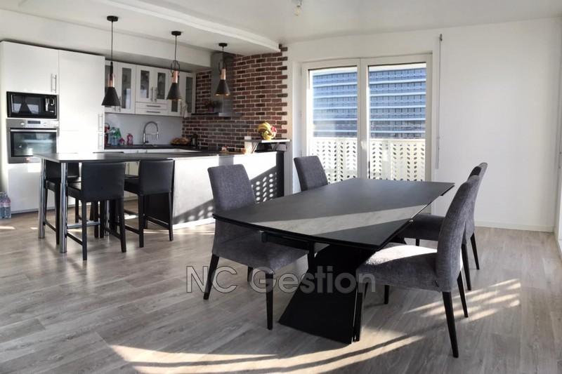 Apartment Nanterre  Rentals apartment  4 rooms   100m²