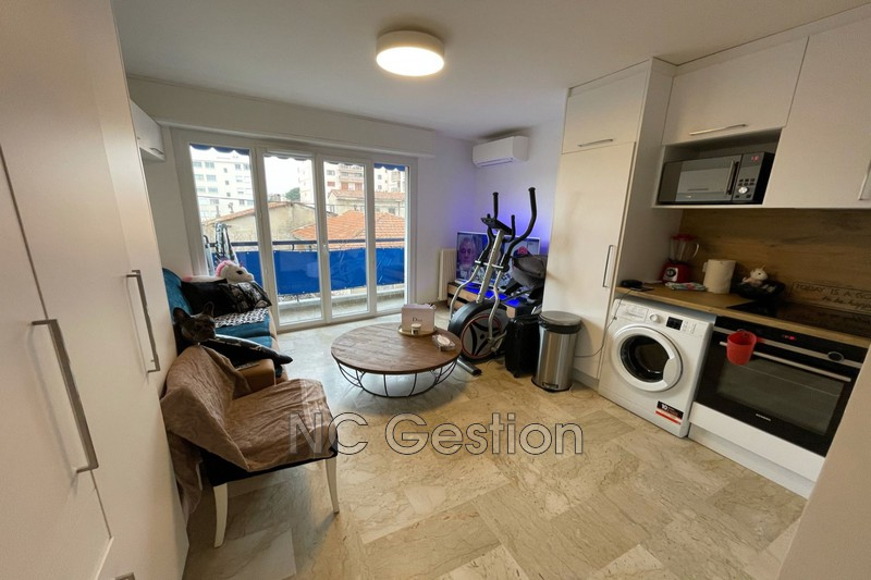 Apartment Le Cannet  Rentals apartment  1 room   22 m²