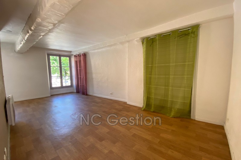 Apartment Grasse  Rentals apartment  1 room   25m²