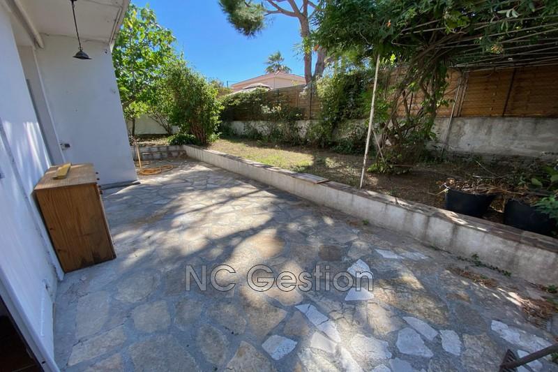 Photo Rez-de-jardin Antibes  Location rez-de-jardin  3 pièces   84m²