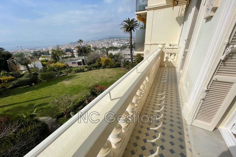 Apartment Cannes  Rentals apartment  3 rooms   92 m²