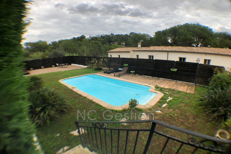 Photo n°1 - Location maison Mougins 06250 - 1 500 €