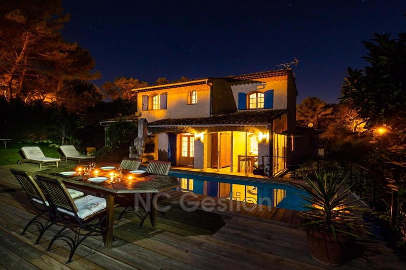Photo n°12 - Location Maison bastide Mougins 06250 - 2 800 €