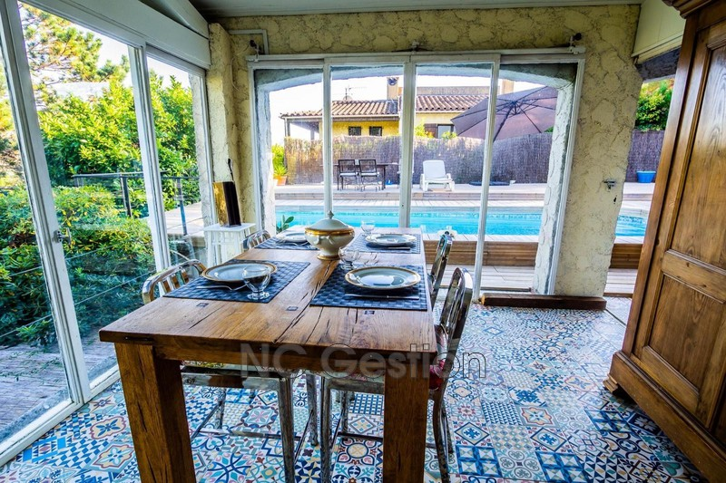 Photo n°4 - Location Maison bastide Mougins 06250 - 2 800 €