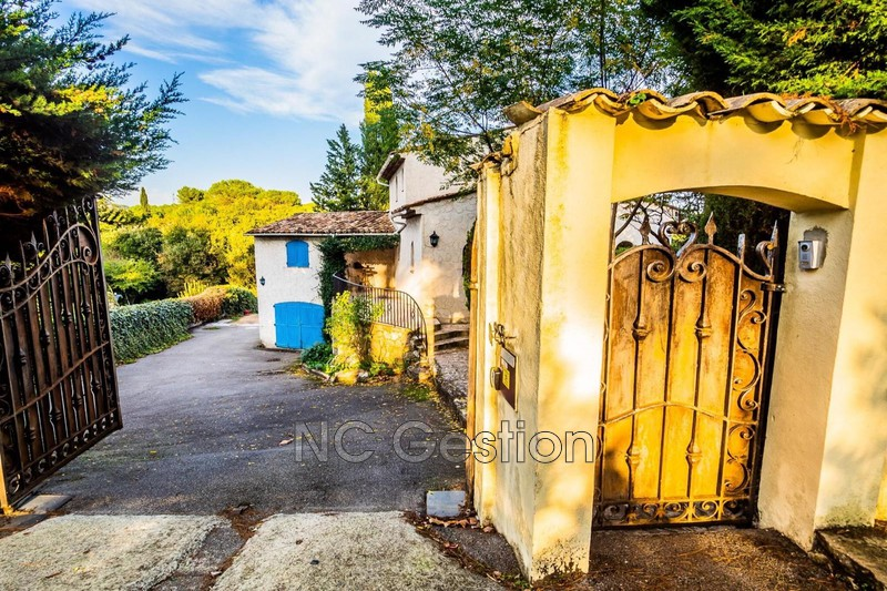 Photo n°13 - Location Maison bastide Mougins 06250 - 2 800 €