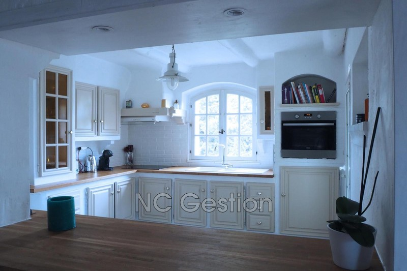 Photo n°3 - Location Maison bastide Mougins 06250 - 2 800 €