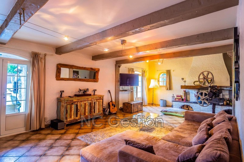 Photo n°2 - Location Maison bastide Mougins 06250 - 2 800 €