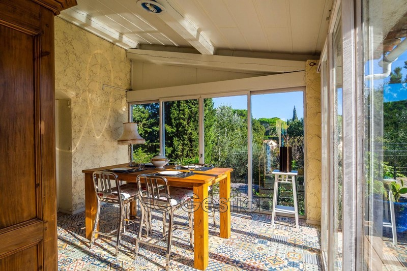 Photo n°11 - Location Maison bastide Mougins 06250 - 2 800 €