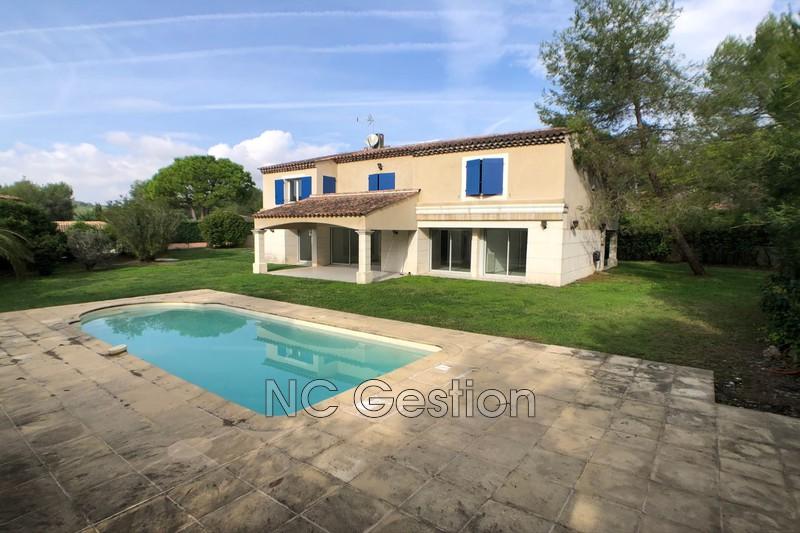 Photo Villa Biot  Location villa  5 chambres   205m²
