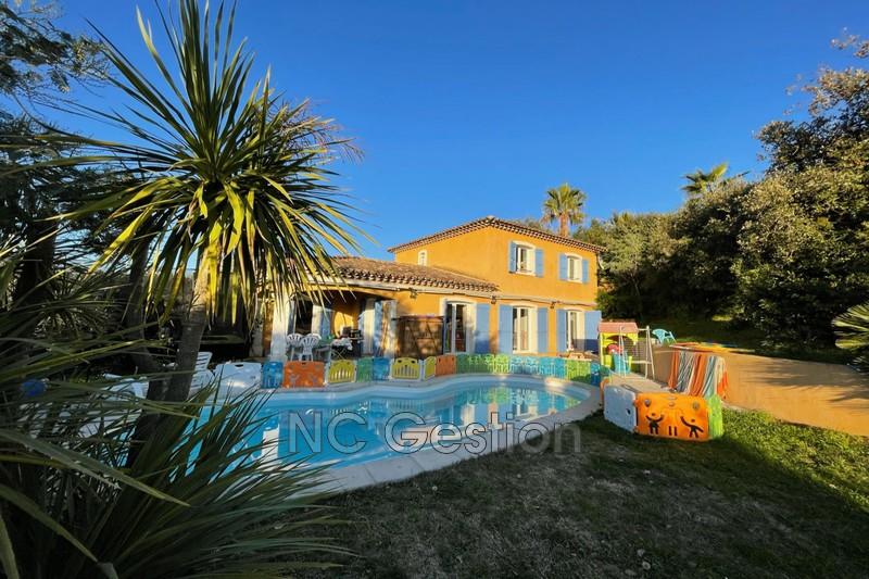 Villa La Colle-sur-Loup  Location villa  4 chambres   120m²