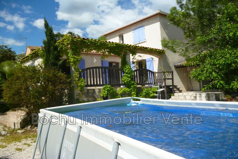 Photo Villa Teyran   achat villa  4 chambres   132m²