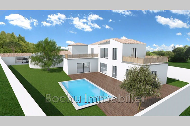 Photo n°4 - Vente terrain Castelnau 34170 - 399 000 €