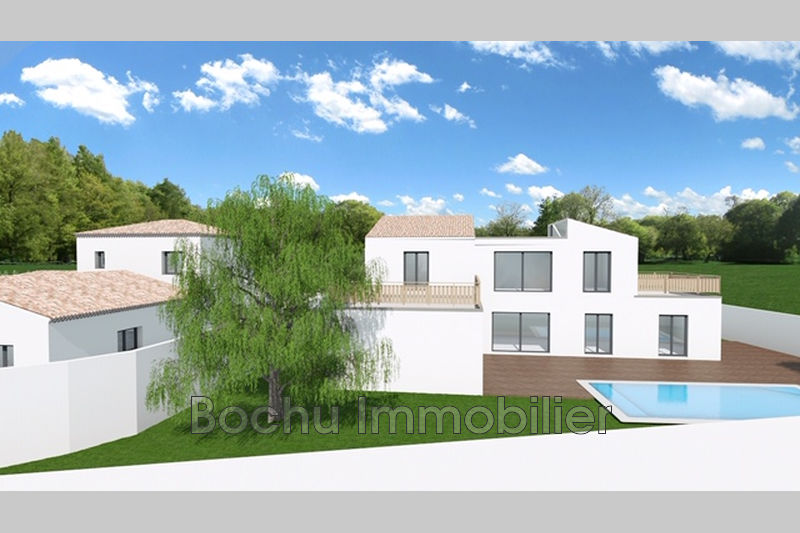 Photo n°5 - Vente terrain Castelnau 34170 - 399 000 €