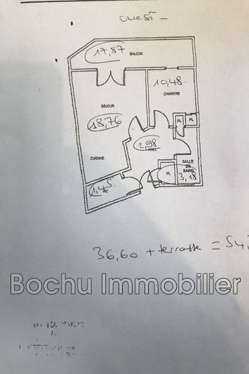 Photo n°6 - Vente appartement Montpellier 34090 - 169 000 €